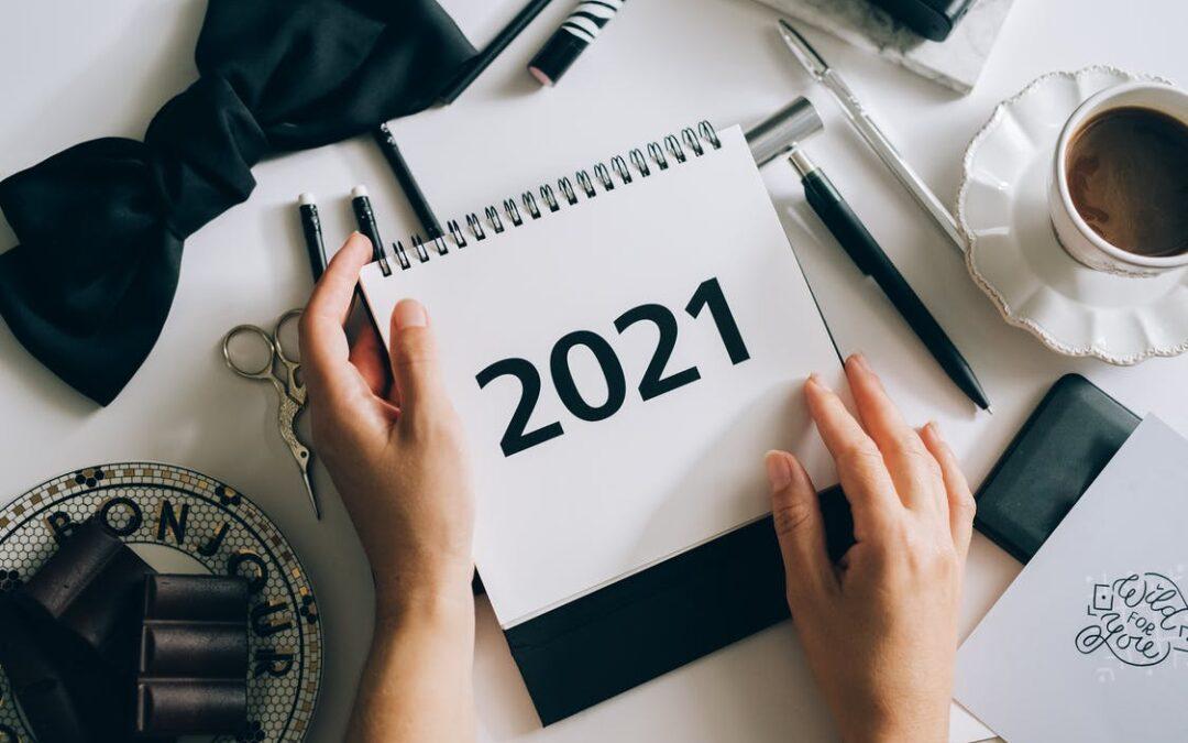 Calendario Social 2021 | Social Media Strategy | Elisa Riva